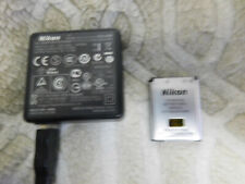 OEN Nikon eh-69p battery charger and rechargable battery