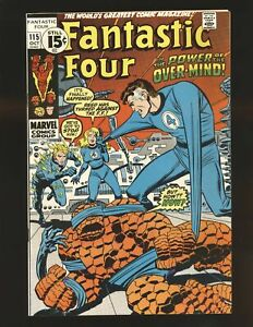 Fantastic Four # 115 VF Cond.