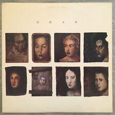 UB40 - UB40 (self titled Vinyl LP) 1988 A&M SP-5213 - BMG club issue