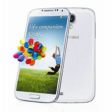 5.0'' Samsung Galaxy S4 Gt-i9500 16gb White Frost LTE GSM Mobile Phone Unlocked