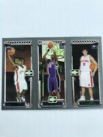 2004 Topps Lebron James #111 Darko Milicic #114 Chris Bosh Matrix Rookie RC Rare