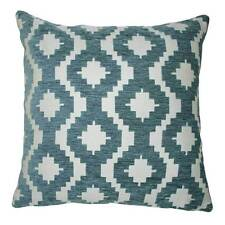 Chenille Art Geometric Decorative Cushions