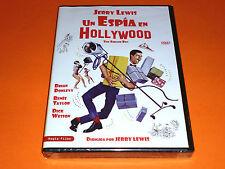 UN ESPIA EN HOLLYWOOD / The Errand Boy - Jerry Lewis - Precintada