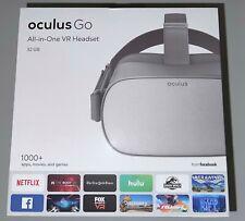 Oculus Go 32gb Standalone Virtual Reality Headset - Gray