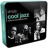 Simply Cool Jazz [CD]