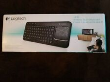 Logitech Wireless K400 Touch Keyboard