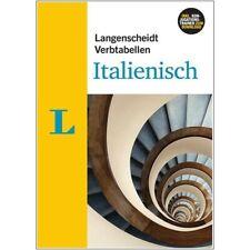 Verbtabellen ITALIENISCH - italienische Verben lernen - mit Software-Download