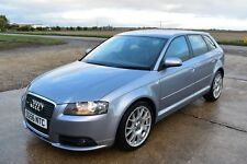 AUDI A3 S Line 2.0 tdi 170 Bhp Salvage damaged repairable Cat S