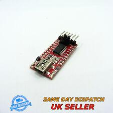 5V 3.3V Mini USB To FT232RL TTL Converter FTDI Module Adapter Serial