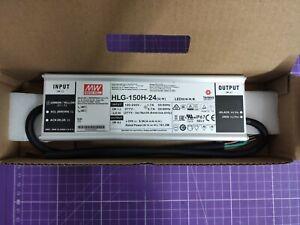 Mean Well LED Schaltnetzteil HLG-150H-24  24VDC / 6,3A