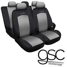 Universal Autositzbezüge für Opel Agila Grün Sitzbezüge Schonbezüge Bezug Stylus