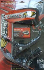 Brand New Orange/Black CYCRA Rebound Motocross MX Enduro Universal Handguards