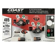 coast red led camping hiking headlamps for sale ebay ebay