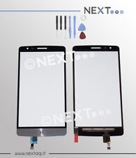 Touch screen per schermo display LG G3 D850 D855 titanio + kit riparazione
