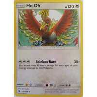 Pokemon  Ho-Oh 160/214 Lost Thunder Rare Englisch NM