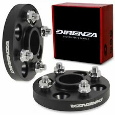 DIRENZA HUBCENTRIC FORGED ALUMINIUM 20MM 4x100 WHEEL SPACERS FOR MG ZR ZS 01+