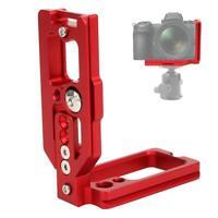 Alloy Short L-shape Bracket Quick Release Plate Use Fit for Nikon Z6/Z7 Camera