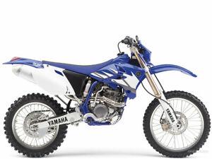 Yamaha WR250 WR250F Workshop Service Repair Manual 2001 2002 2003 2004 2005 2006