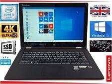"13"" 4K QHD Touch Lenovo Yoga 2 Pro Intel i7 up to 3GHz 8GB 256GB SSD Ultrabook"