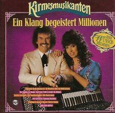 Kirmesmusikanten Ein Klang bezaubert Millionen (1989) [CD]
