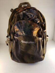 Remington Camo Deer Pack Backpack Outdoor Daypack