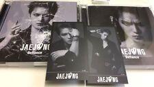 JAEJOONG Defiance A type + B Type + 2 Photo card CD+DVD Limited Japan JYJ JAPAN