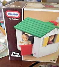 VINTAGE Little Tikes Dollhouse Playhouse Furniture Cozy Cottage