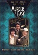 DVD Murder is Easy: Bill Bixby Lesley-Ann Down Helen Hayes Olivia de Havilland