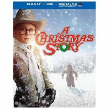 A Christmas Story (Blu-ray/DVD, 2013, 2-Disc Set, 30th Anniversary SteelBook)