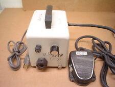 Fiberoptic Spec. LS86/110 120VAC 220W Fiberoptic Light Source w/Lamp Footswitch