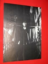 HARRY NILSSON VINTAGE 1972 POSTER VERY GOOD CONDITION