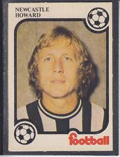 Monty Gum - Football 1975/76 - Howard - Newcastle