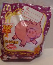 McDonalds Toy Story Hamm Candy Dispensor 1999 RARE MIP