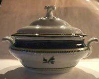 Wedgwood TUSCANY COLLECTION Tuscan Harvest Covered Bowl Casserole