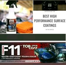 TopCoat® F11® Master-Craftsman™ Polish & Sealer 16 Oz. + 2 F11 Microfiber Towels