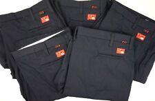 GK Protect Lot of 5 Men 46 Work Pants Glen Guard Flame Resistant HRC2 Unhemmed