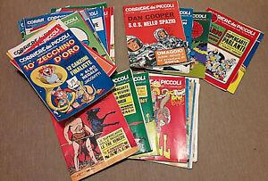 Corriere dei Piccoli - 37 numeri dell'anno LX (1968)
