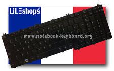 Clavier Français Original Pour Toshiba Qosmio F60 X500 X505 Série NEUF