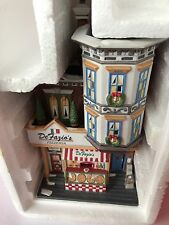 Department 56 DeFazio's Pizzeria Christmas In The City 2002 56.58946 Retired