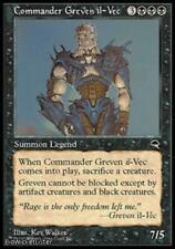 Commander Greven il-Vec (Rare) Very Fine Normal English - Magic the Gathering