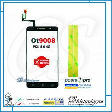 Vetro Touch Screen per Alcatel One Touch Pixi A3 XL 5 6 4G ot 9008 9008D 9008X