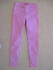 J Brand Neon Purple Skinny Jeans Pants Size 27