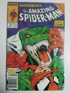 Amazing Spider-Man (1963) #313 - Very Fine - Newsstand variant