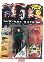 Playmates Star Trek Generations Commander Deanna Troi Figure