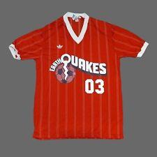 San Jose Earthquakes vintage soccer jersey shirt NASL