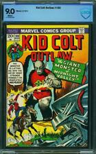 KID COLT OUTLAW # 180  US MARVEL 1974 Science Fiction meets western ..CBCS 9.0
