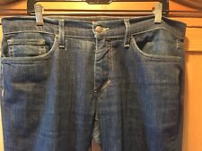 Mens JOE'S Braxton Dark Denim Straight Leg Retail $169 Size 33