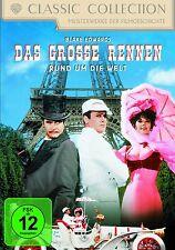 THE GREAT RACE (Tony Curtis, Jack Lemmon) -  DVD - PAL Region 2  sealed