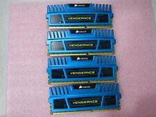 Corsair Vengeance 16GB (4x4GB) DDR3 1600 Desktop Memory CMZ8GX3M2A1600C9B