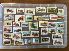 Thematic Stamps Cars